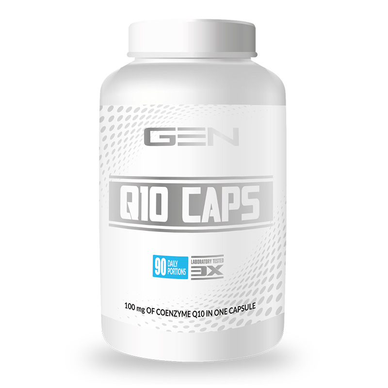 GEN Nutrition Q10 90 Caps