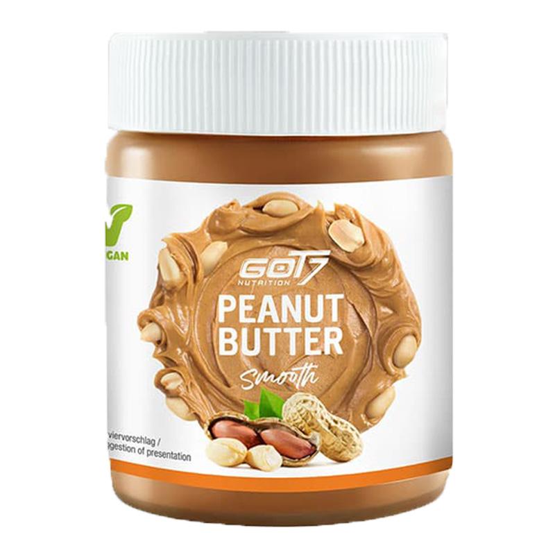 GOT7 Peanut Butter Crunchy 6 Bottles Tray