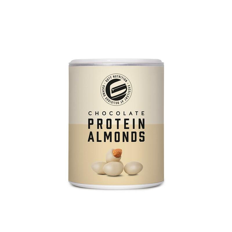 GOT7 Protein Almonds White Chocolate 85 g