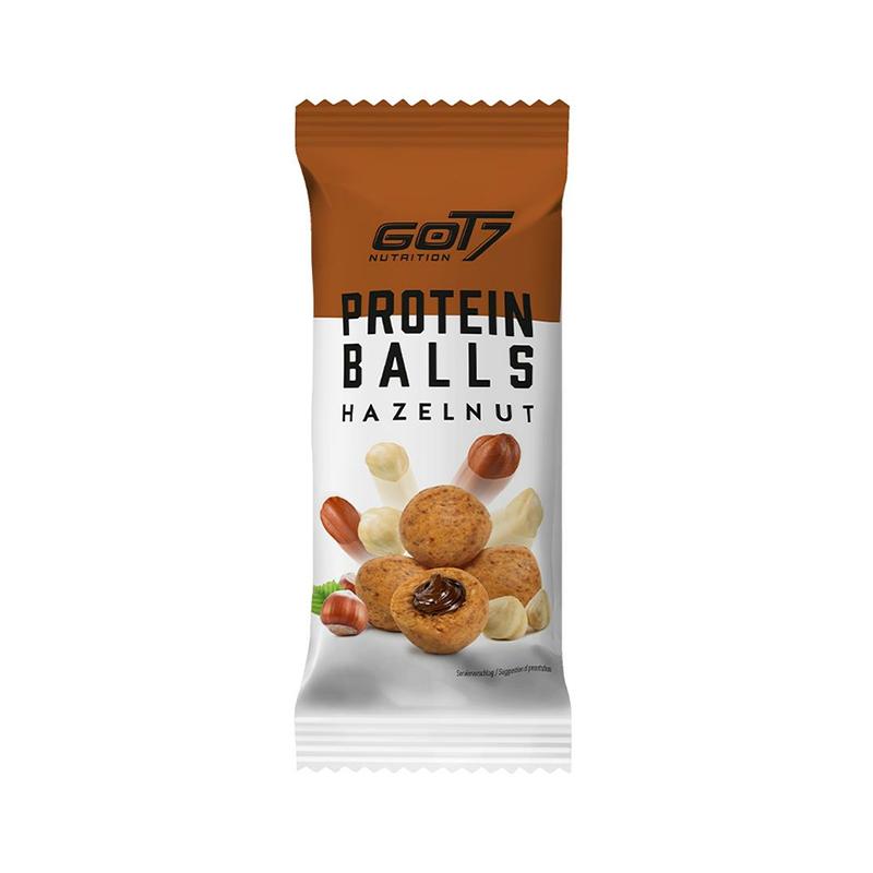 GOT7 Protein Balls Hazelnut 1x12 Packs