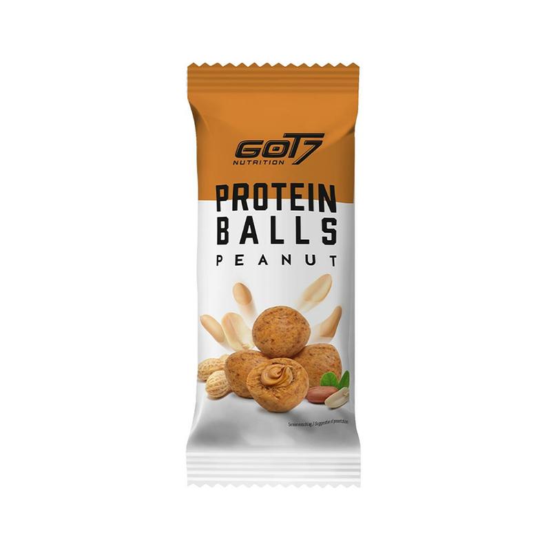 GOT7 Protein Balls Peanut 1x12 Packs