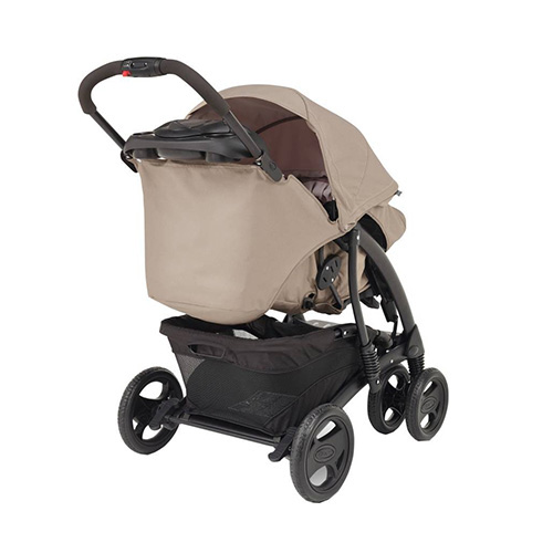 Graco Quattro Tour Deluxe Travel System Bear And Friends By