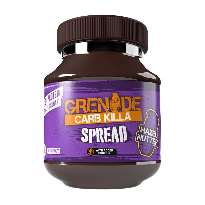 Grenade Carb Killa Spread Hazel Nutter 360G Jar