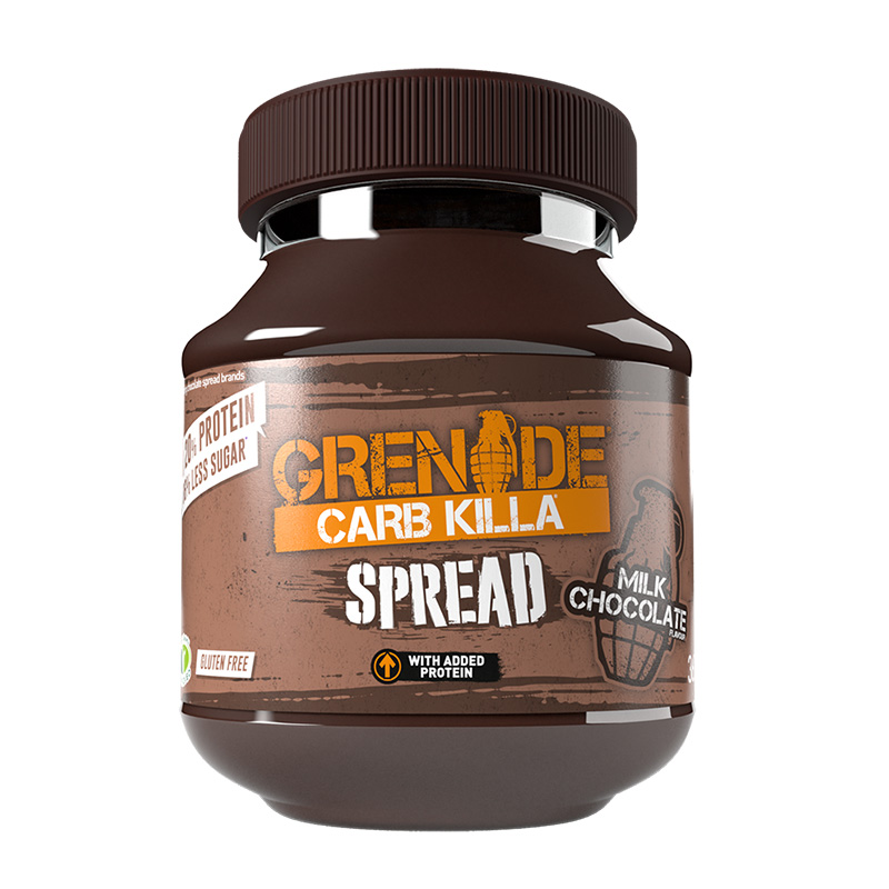Grenade Carb Killa Spread Milk Chocolate 360G Jar