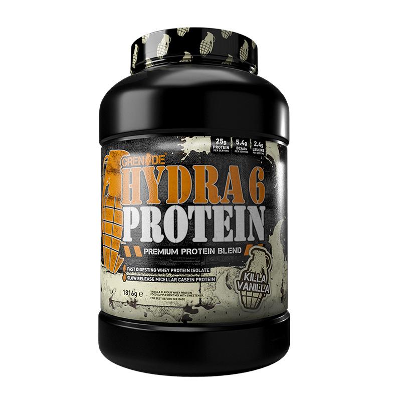 Grenade Hydra 6 Protein Powder 1.8 kg Killa Vanilla
