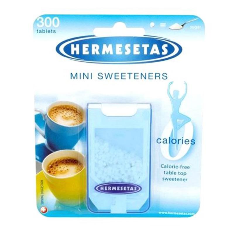 Hermesetas Mini Sweeteners 300 Tabs