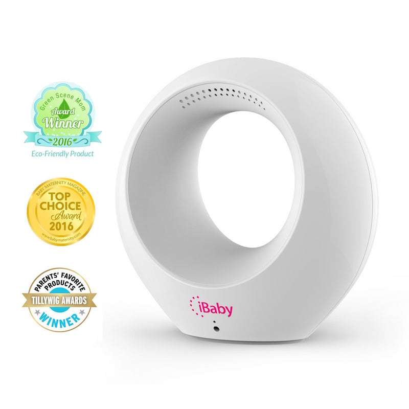 iBaby Smart Air Quality Monitor & Purifier