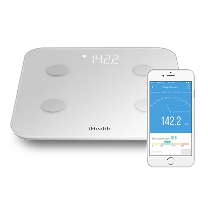 iHealth Lina Wireless Body Analysis Scale HS2