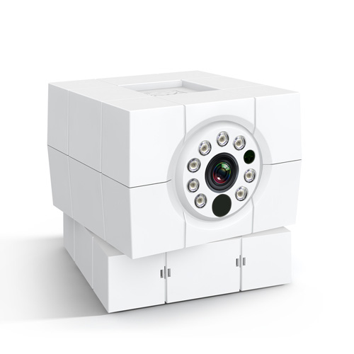 iCam Plus Camera White - ACC1308A2WHUK Distrubutor in UAE
