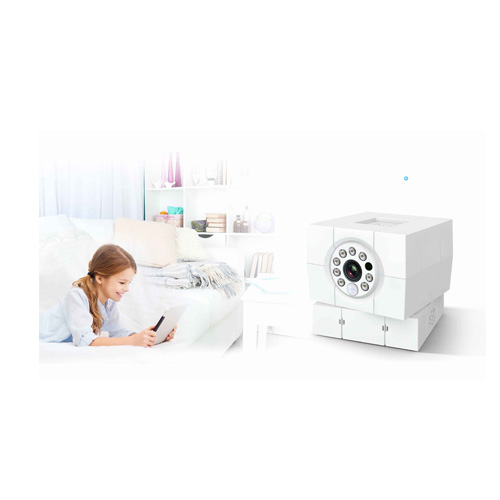 iCam Plus Camera White - ACC1308A2WHUK Distrubutor in Abudhabi
