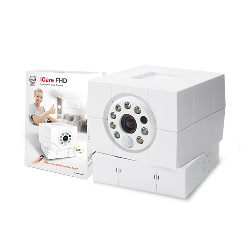 iCare FHD Camera - ACC1308G1WHUK Distrubutor in Dubai