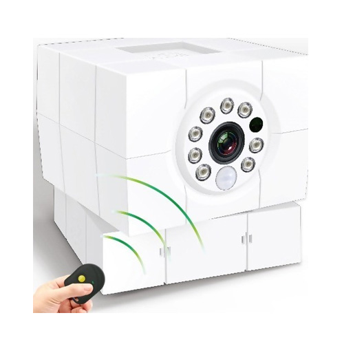 iCare FHD Camera - ACC1308G1WHUK Distrubutor in Abudhabi