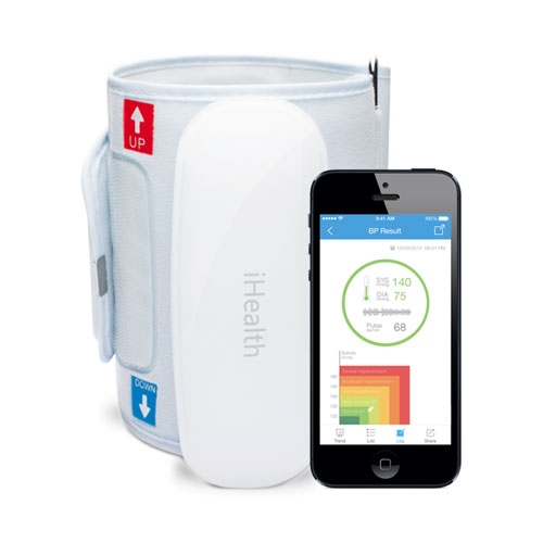 iHealth Wirless Blood Pressure Monitor Bp5 Price Dubai