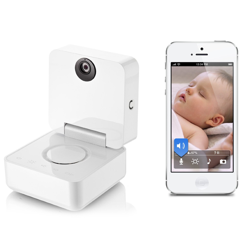 Withings Smart Baby Monitor Price in Dubai | Best Online Shopping Website in UAE | Online Deals in UAE | Best Deals in Dubai