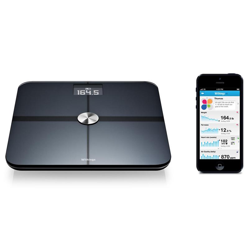 Withings Smart Body Analyzer - WS-50 Cheap Price in Dubai | Buy Smart Body Analyzer UAE | Best Online Deals Website in Abu Dhabi - UAE