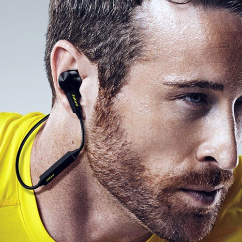 Jabra Sport Pulse Wireless Headset Price Dubai