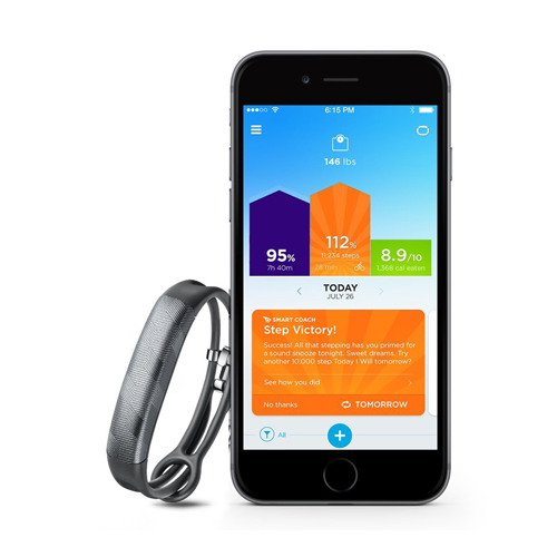 Jawbone UP 2 Fitness Band Dubai