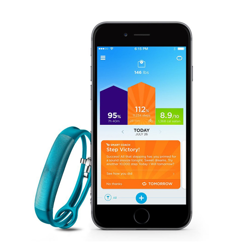Jawbone UP2 Green Band
