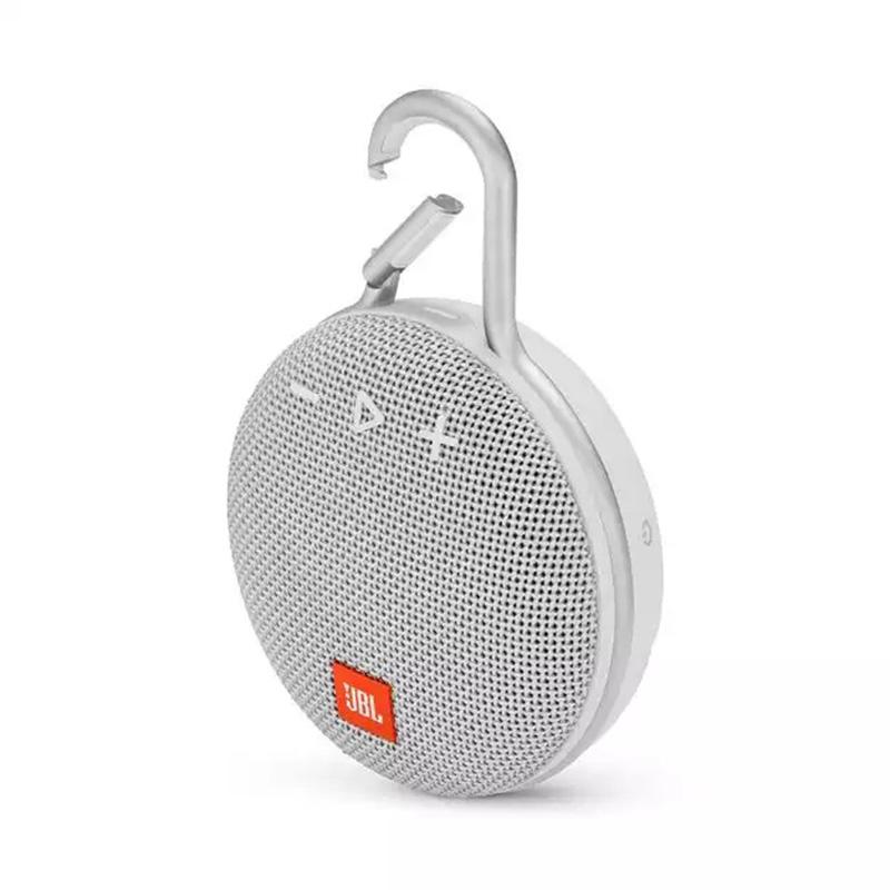 JBL Full-Featured Waterproof Ultra-Portable Speaker Clip 3 White