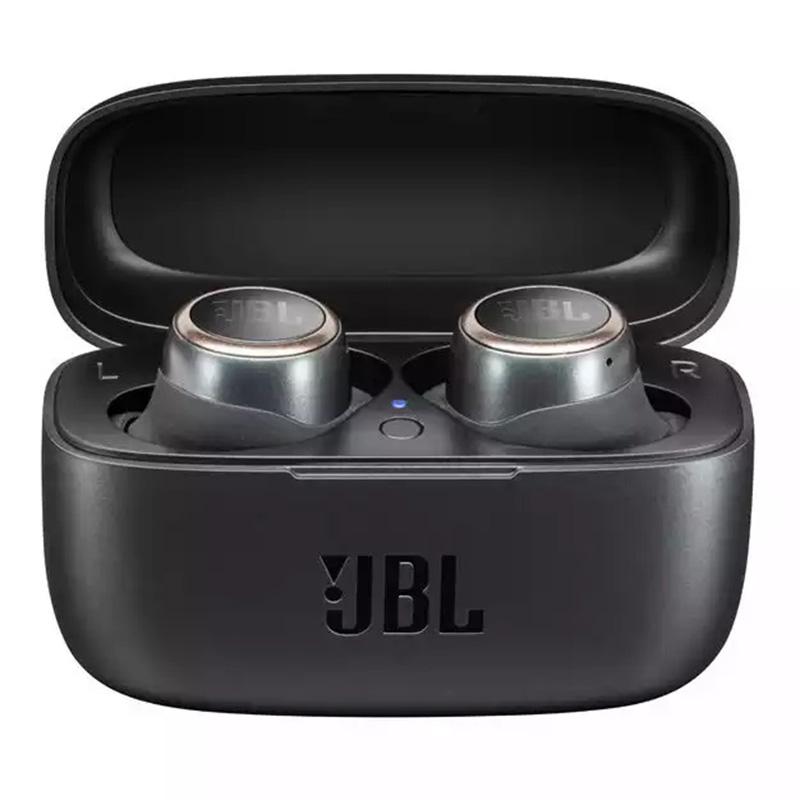 JBL Live 300 TWS True Wireless In-Ear Headphones With Smart Ambient Black