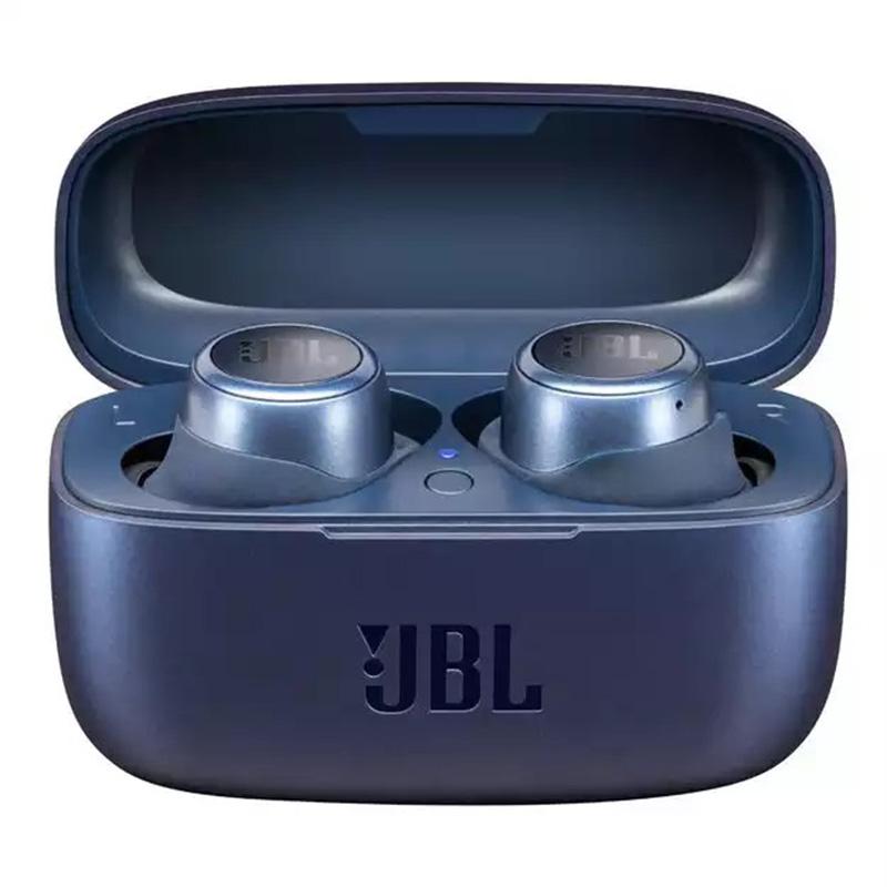 JBL Live 300 TWS True Wireless In-Ear Headphones With Smart Ambient Blue