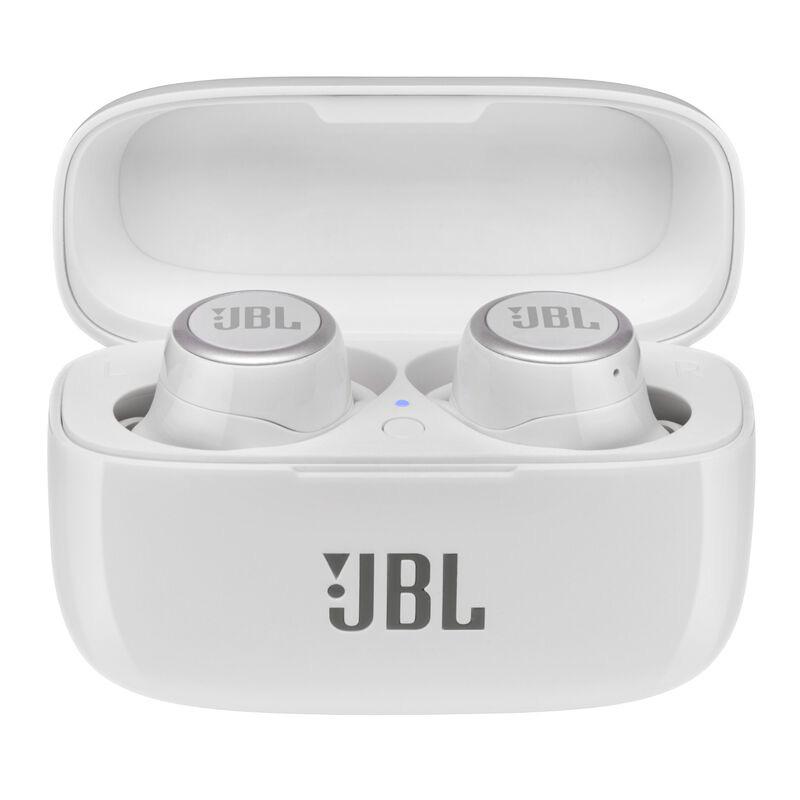 JBL Live 300 TWS True Wireless In-Ear Headphones With Smart Ambient White