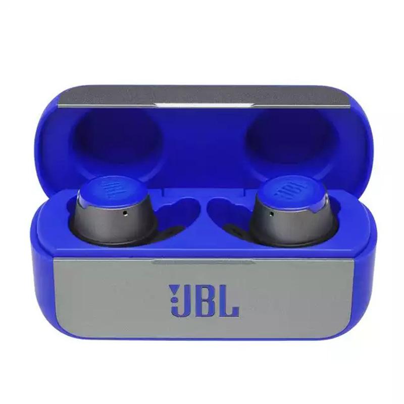 JBL Reflect Flow True Wireless Sports In-Ear Headphones Blue