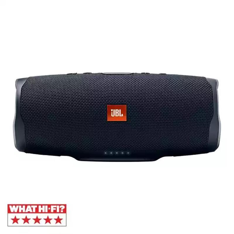 JBL Charge 4 Splash proof Portable Bluetooth Speaker With Usb Charger Black
