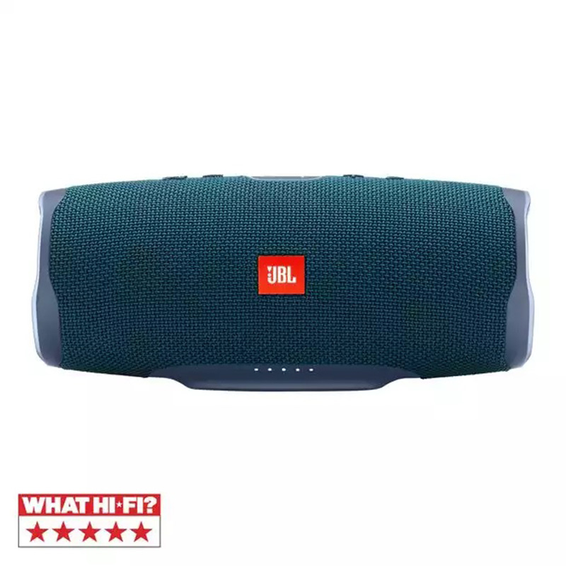 JBL Charge 4 Splash proof Portable Bluetooth Speaker With Usb Charger Blue