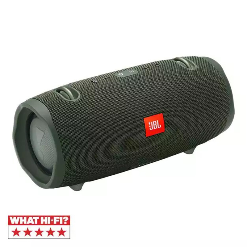 JBL Splash proof Portable Speaker With Powerful Sound Xtreme 2 Forest Green