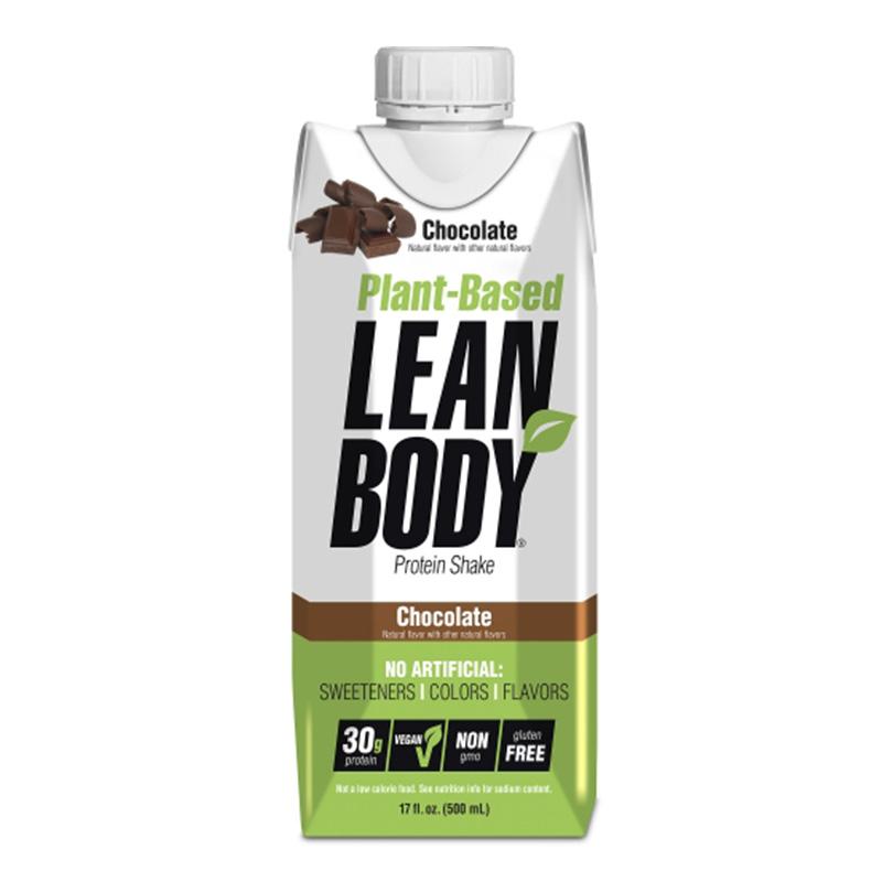 Labrada Lean Body RTD - Plant Based Vegan 17oz Tetra Pak