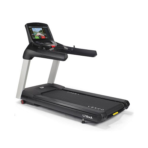 Lexco LT8XA Treadmill Embedded TV Price Dubai, UAE