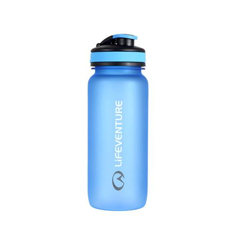 LifeVenture Tritan Bottle Blue 0.65 Liter