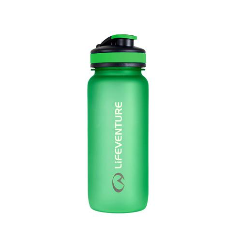 LifeVenture Tritan Bottle Green 0.65 Liter