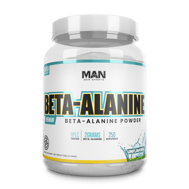 Man Sports Beta Alanine 500 Grams