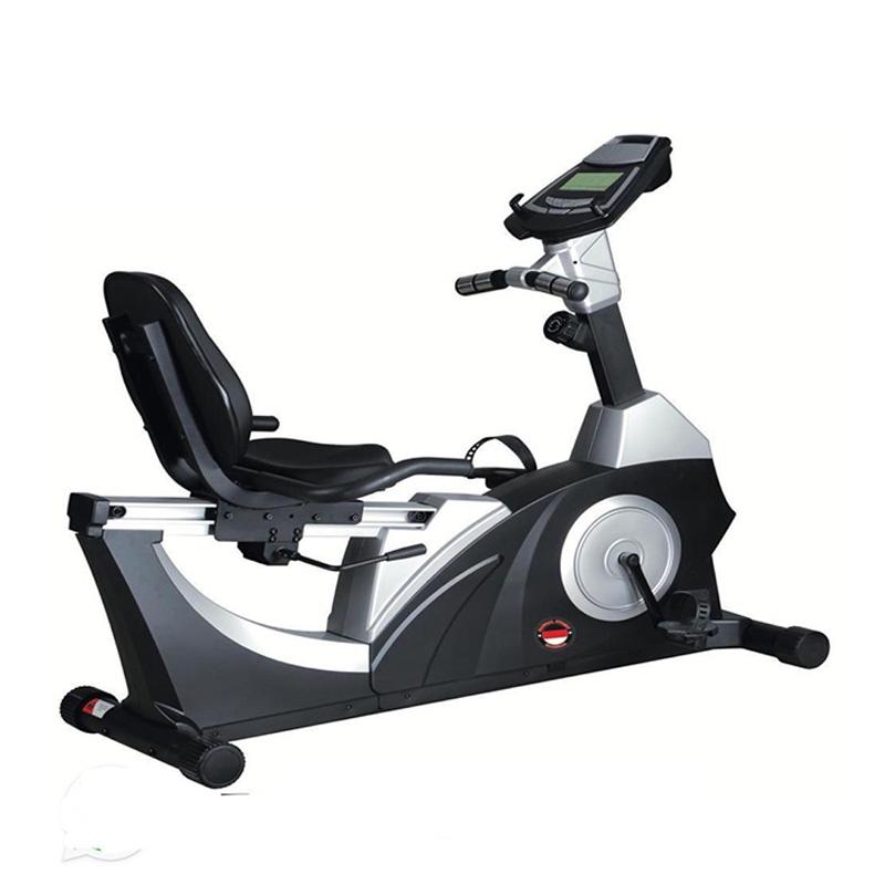Marshal Fitness Commercial Recumbent Bike - BXZ-6510L