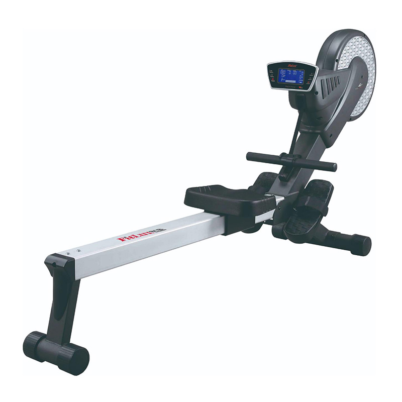 Marshal Fitness Magnetic Air Rower - FitLux 818