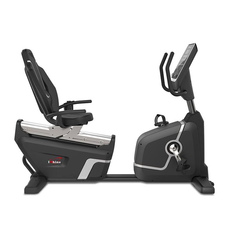 Marshal Fitness Recumbent Bike EB8000  - MF-1070 L