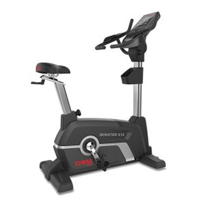 Marshal Fitness Upright Bike - MF-1070 B