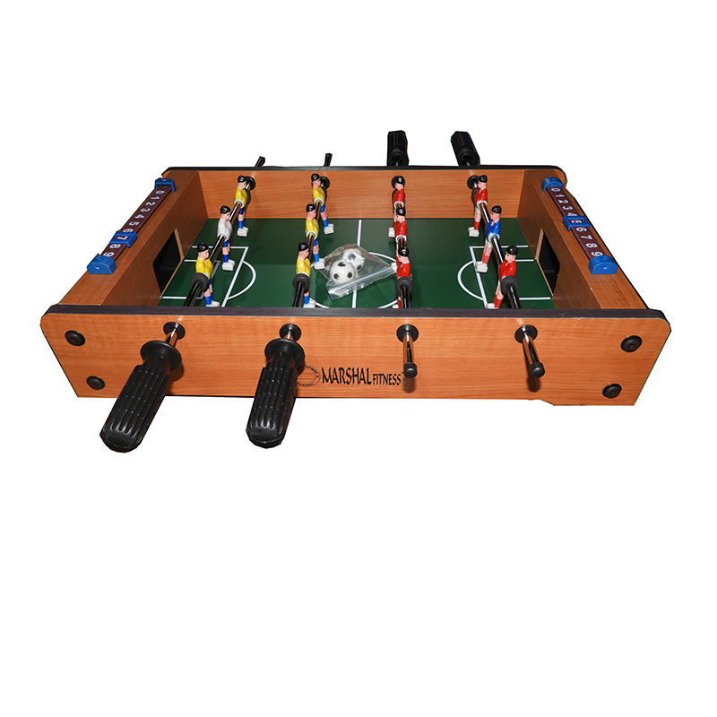 Marshal Fitness Wooden Foosball Soccer Table without Legs MF-4063