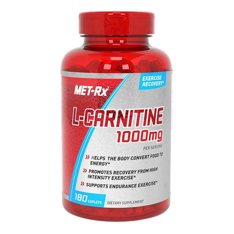 MET-RX L Carnitine 180 Caps