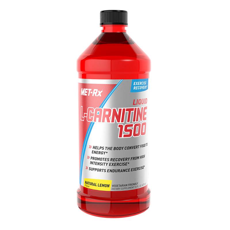 MET-RX L-Carnitine Liquid 473 ml