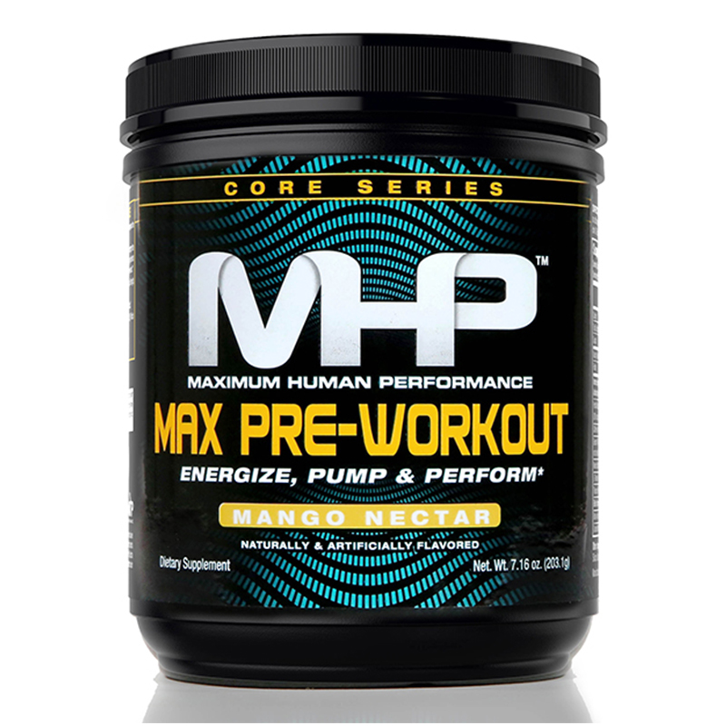 MHP MAX Pre Workout 30 Servings