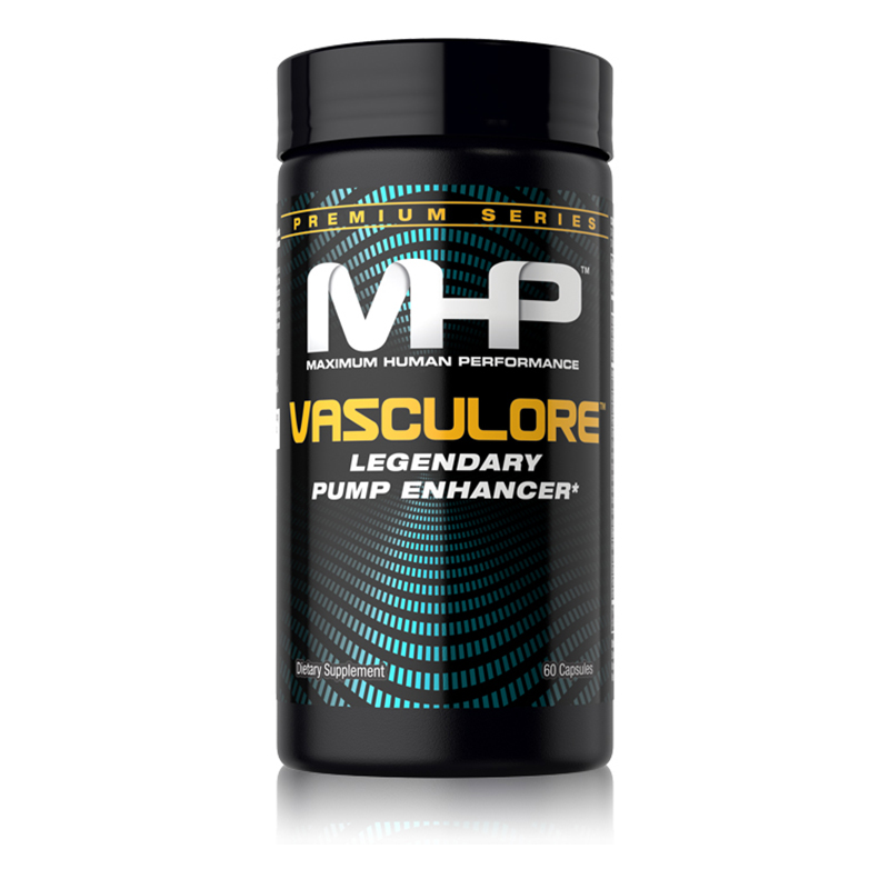 MHP Vasculore 60 Caps