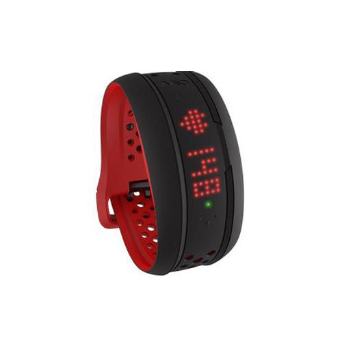 Mio Fuse Activity with Heart Rate Monitor Crimson Price Dubai