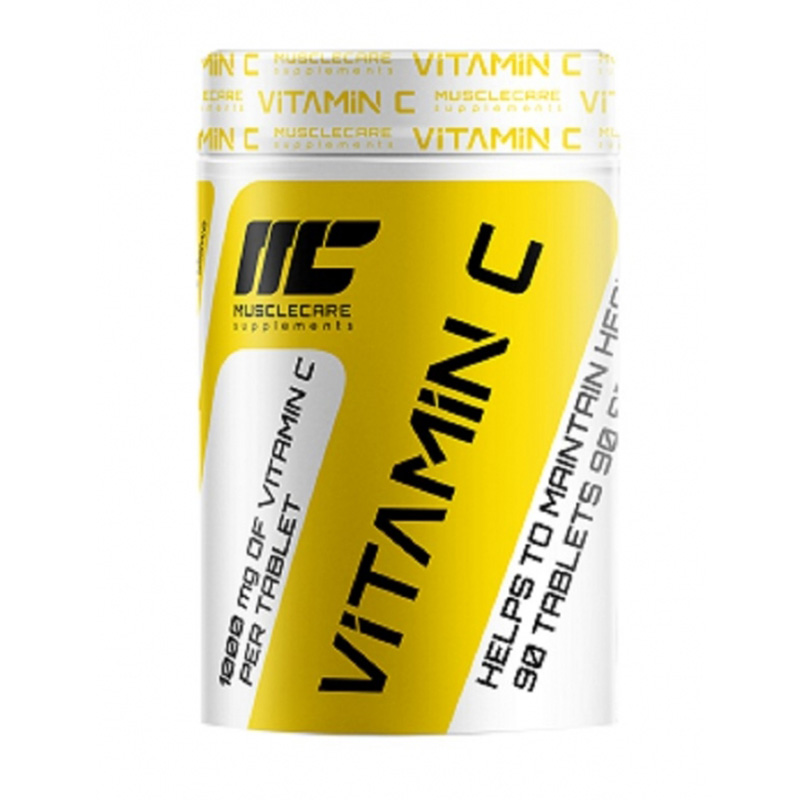 Muscle Care Vitamin C 90 Tabs