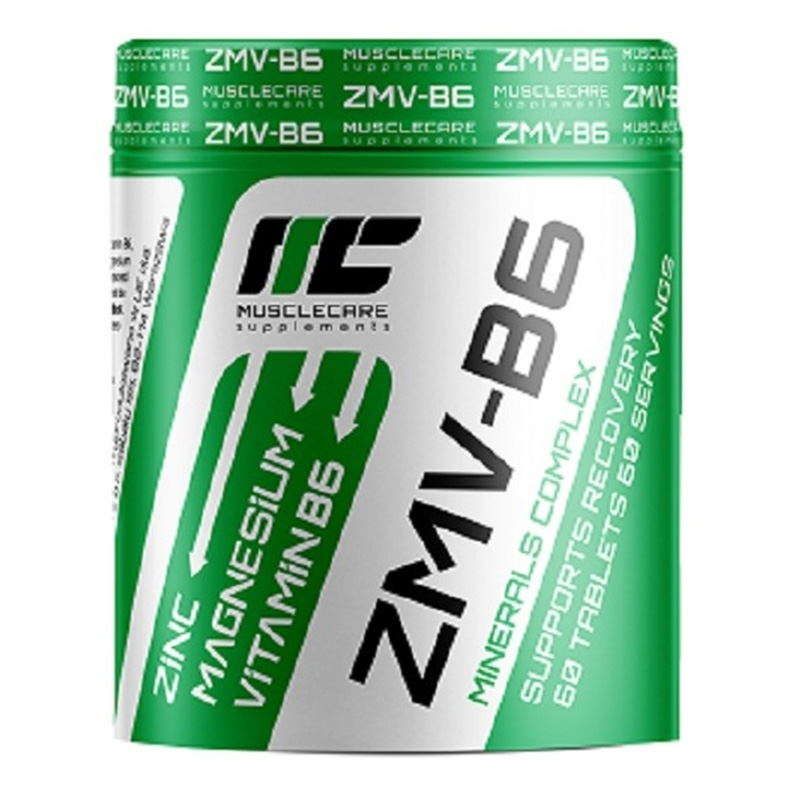 Muscle Care Zmv B6 90 Tabs