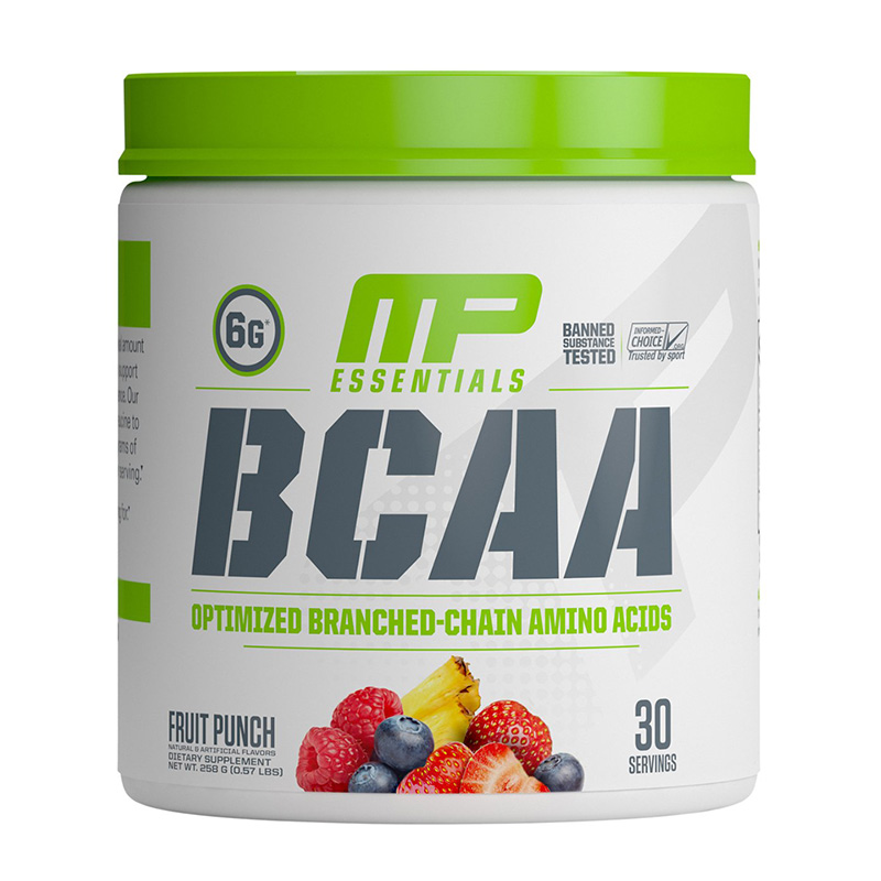 Muscle Pharm BCAA Fruit Punch 30 Servings