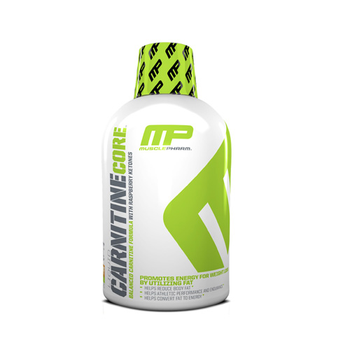 Muscle Pharm Weight Loss L-Carnitine Liquid 16 Oz