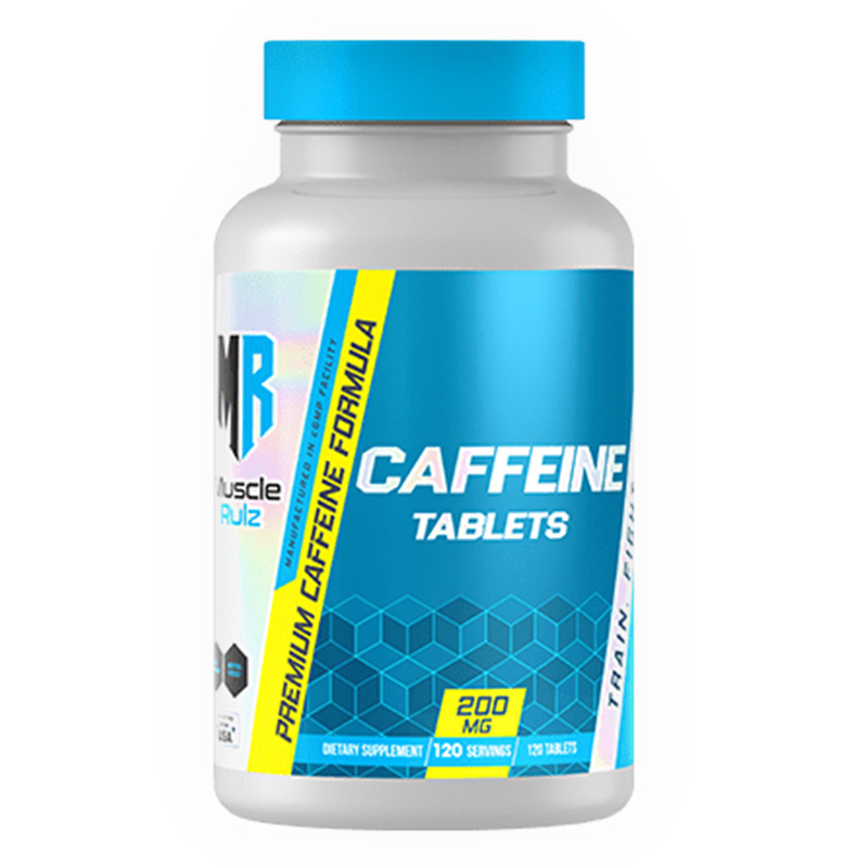 Muscle Rulz�Caffiene 200Mg 120 Tabs